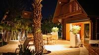 """【1日1組限定】""""Palm Terrace""""に泊まる。木々に囲まれ、特別な休日を<素泊まり>"""