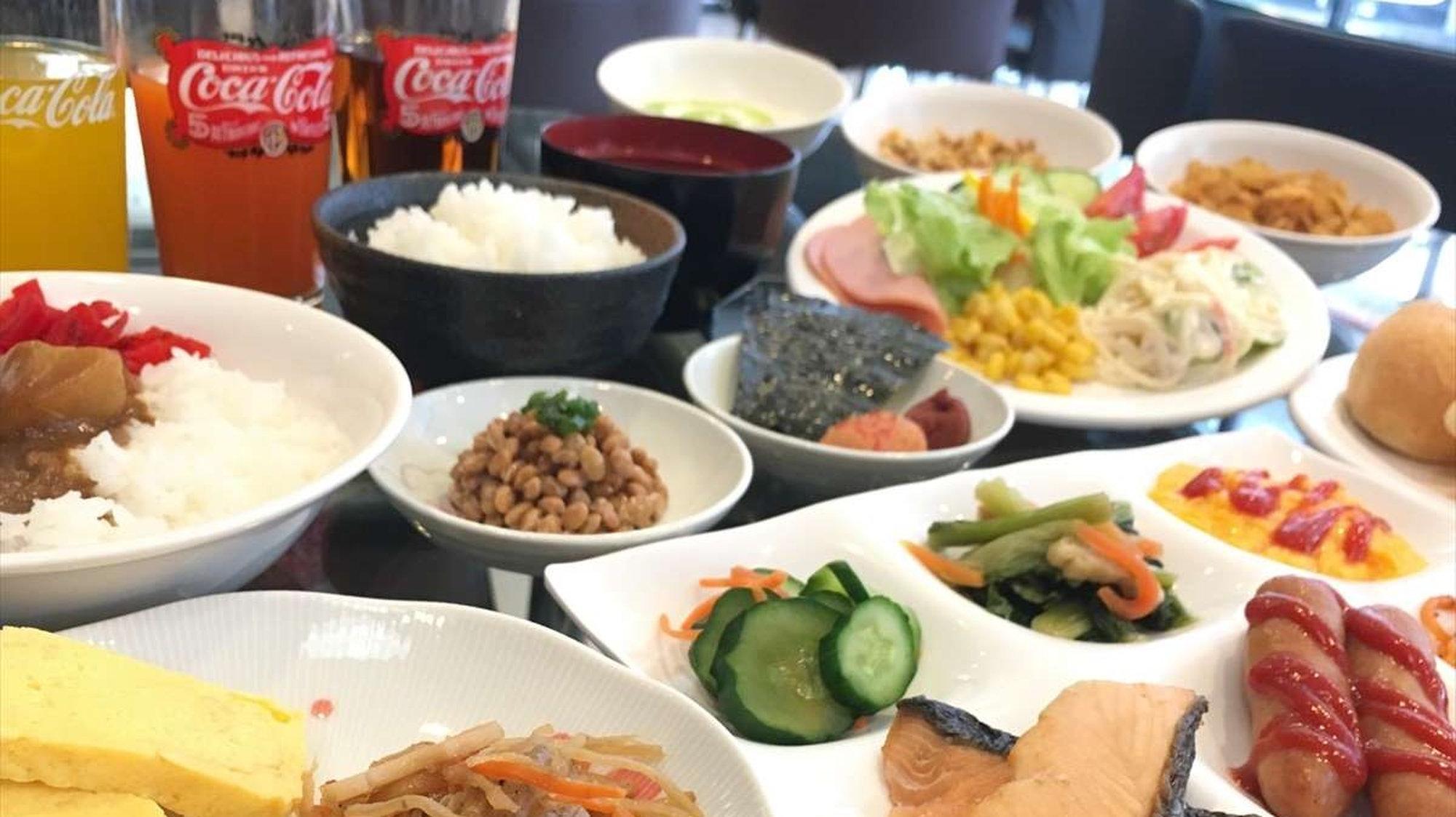 【秋冬旅セール】【朝食付】和洋食朝食付きプラン♪