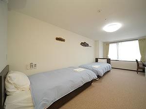 【バリアフリールーム】45平米・全室フリーWi-Fi