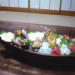 お祝い!記念日にもオススメ≪豪華☆旬の海鮮舟盛り付≫*温泉掛け流し*【お部屋食】