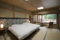 202号室:ツインルーム和室12畳【禁煙】