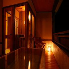 【禁煙】【お部屋おまかせ】露天風呂付客室