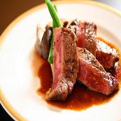 本館◇「支持率NO.1会席《竹》×肉汁したたる和牛ステーキ」プラン