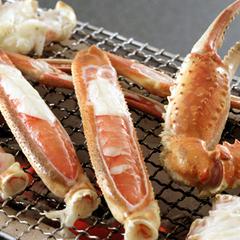 今こそ食べたい!かに料理 「カニ」堪能!蟹フルコース約2杯 露天風呂付き客室×お部屋食de温泉三昧♪