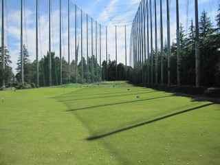 【朝食付】 ゴルフ前日打ち放題練習プラン