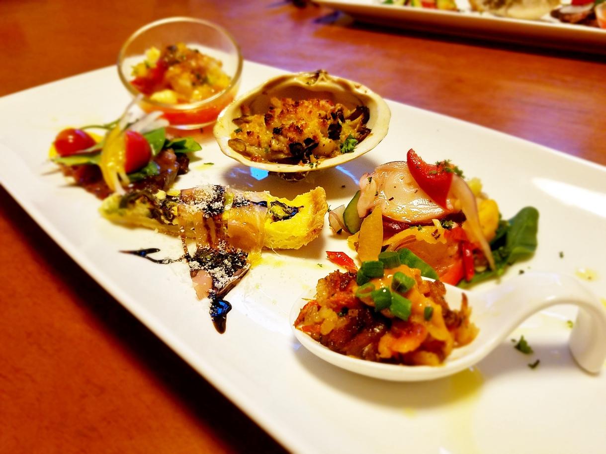 地元で人気のイタリア料理店【イルバッコ・ビス】にてコース料理の夕食付きプラン