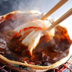 蟹漁解禁日より一足お先に堪能!!【冷凍蟹】蟹づくしフルコース(お一人2杯)