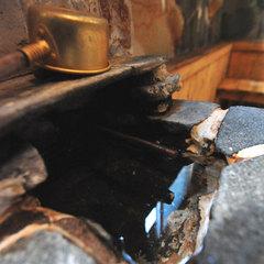 ◆2食付プラン◆家庭料理&総檜造りのお風呂を満喫〜源泉掛け流し温泉〜