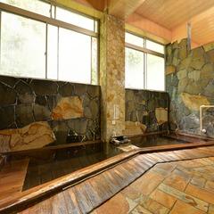 【さき楽30】30日前までのご予約でお一人様10%OFF〜お得に家庭料理&総檜造りの温泉を満喫