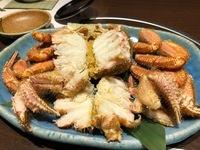 【朝夕2食セット】札幌でしか味わえない『海鮮炉ばた 隠れ家 南6条店』5000円お食事券/人数分