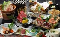 ペットと素敵な旅を・・・地元食材満載☆和会席プラン