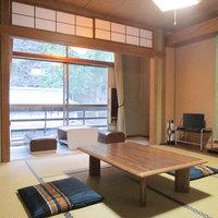 *【日帰り用】川沿い和室8畳+広縁