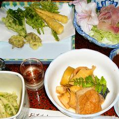 【訳あり/夕食の品数少なめでお得】シニア・女性のお客様に♪【部屋食・2食付】
