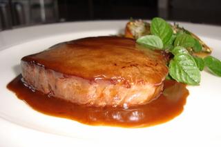 ◆フルコースDinerで旬魚&牛フィレステーキを味わう