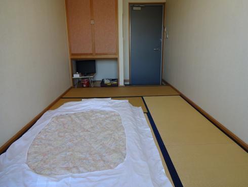 和室7.5畳素泊まりプラン