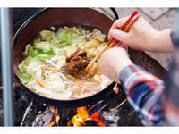 【安心の戸建て別荘!】日常を忘れた豪華セットで満喫!1泊2食付き海外産BBQと焚き木鍋プラン