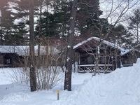 【ちょー早割!!冬予約でお得プラン】岩手山の裾野のコテージ泊まって冬あそび♪/事前決済のみ入浴付
