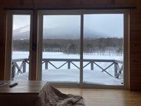 【【一組様限定】大きな窓のコテージで岩手山ド〜ン!ほんのちょっといい部屋。素泊まりプラン