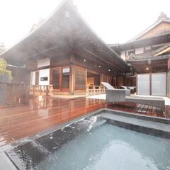 【朝食付】24時までレイトチェックイン可能!露天風呂付き客室でのんびり