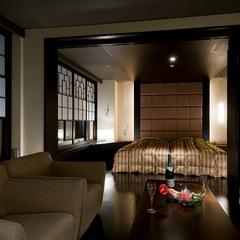 【47㎡の広々空間】ご夫婦・カップルに♪ハイグレードなお部屋でくつろぐ贅沢な休日【朝食付】