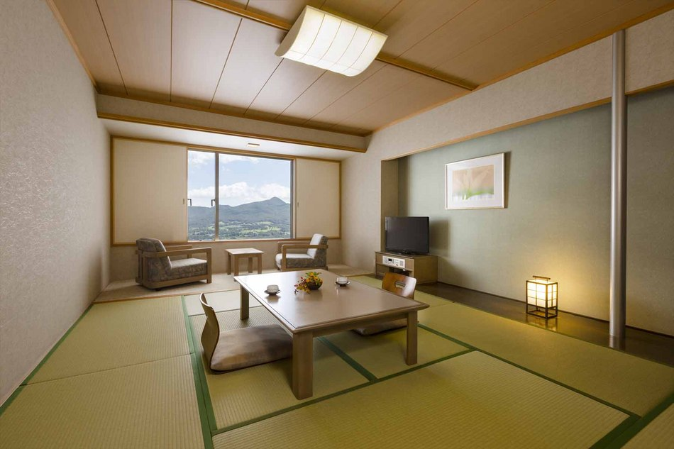 Mountain View Japanese-Style Room 16 to 20 Sq M