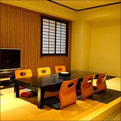 畳とベッドのコラボ32平米・和洋室(喫煙)