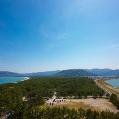 【素泊まり】日本三大松原『虹の松原』のまち唐津を旅する