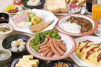 □超得!! ☆お日にち限定☆スポットプラン   日替わり朝食&駐車場無料 (*^_^*)