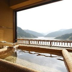 【露天風呂付客室セール】楽天限定 プライベートスパ風の音付き。7大特典山水満喫プラン