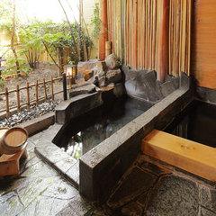 【楽天限定】ドリンク特典付★貸切風呂&創作料理を満喫♪静かな湯平温泉で癒されて。