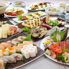 郷土料理をみんなでワイワイ楽しもう♪まるごと大皿プラン