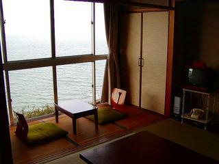 海が見える和室(お布団2〜3)