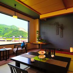 ◆新客室 遊羽◆『和-nagomi-』川側10畳+広縁 禁煙
