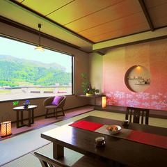 ◆新客室 遊羽◆『想-omoi-』川側12.5畳+広縁 禁煙
