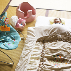 ■天使とお泊り■ ドキドキの赤ちゃんの旅行デビュー -パパママ応援!〜子供へ愛情たっぷり惜しみなく〜