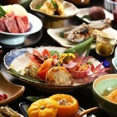◆厳選料理プラン◆ 夕食は量を控えめにした郷土料理をご準備