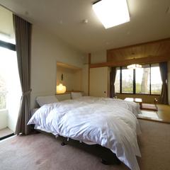 【和洋室】ツインルーム&8畳和室★本館角部屋の客室