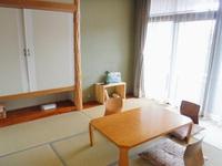 和室・2階◇季節を彩るお庭ビュー