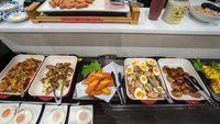 【連泊割×2食付】3連泊以上のお客様に<選べる夕定食と朝食バイキング>