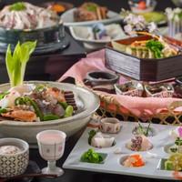 【漣プレミアム‐魚尽くし】<お刺身たっぷり♪>瀬戸内の旬をまるっと食べ尽くす!