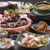 【選べるメイン料理】<肉or魚?>1品チョイスで、自分スタイルのお食事時間♪