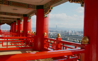 【シティービュー保証・朝食付!】台北市内の景色を満喫!★4年連続受賞した施設★