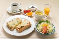 【中国5県及び愛媛県在住のお客様限定】 朝食付きプラン ウエルカムドリンク付き 駐車場無料 要予約