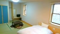 小上がりベッドの和洋室206又は1階(バス・トイレ付)