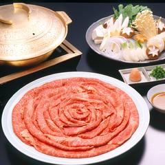 【ポイント2倍】《神戸ビーフ》使用♪ しゃぶしゃぶ鍋