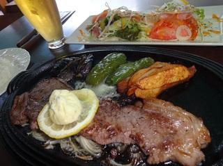 【夕食付プラン】夕食はホテル内レストランで決まり!シェフ自慢のステーキ料理をご堪能下さい