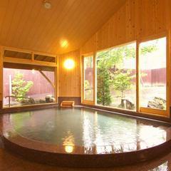 【和室10畳・スタンダードプラン】檜大浴場と露天風呂で草津温泉を大満喫♪自慢の和会席膳が好評!