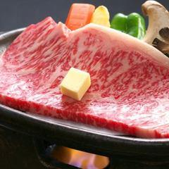 特選★A5上州和牛ステーキ付きプラン♪仕入れ困難な最上級ランクの和牛を特別にご用意します!