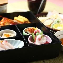 【通年】1泊2食付プラン|旬の松花堂御膳≪基本コース≫