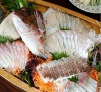 【島の料理】ボリュウム満点☆鯛しゃぶ&たこ&◎焼貝・海鮮満喫コース♪ 【個室食】